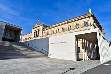 James Simon Gallery op het Museumeiland in Berlijn van Silva Wischeropp