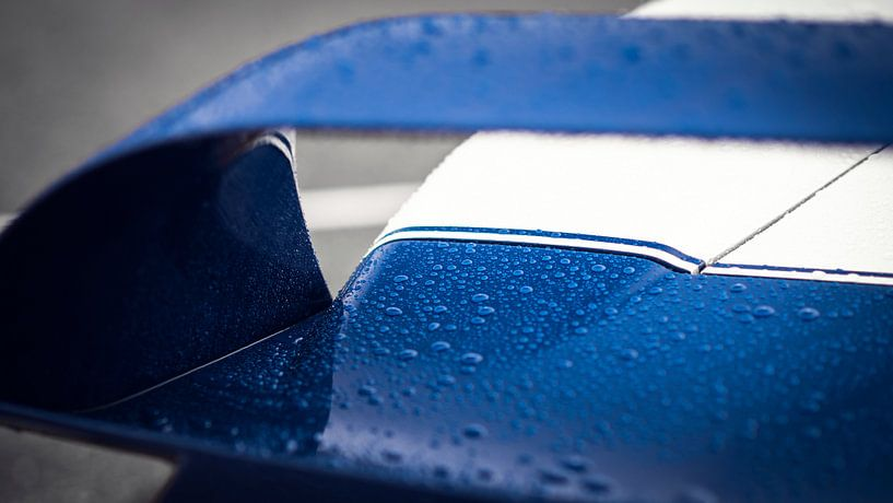 Maserati MC12 Blauwe druppels van Ansho Bijlmakers