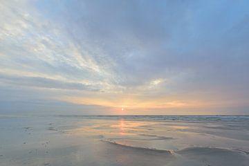 Sonnenuntergang von Douwe Schut