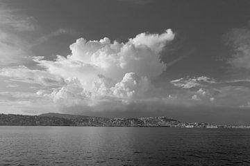 Bucht von Neapel von Miss Dee Photography
