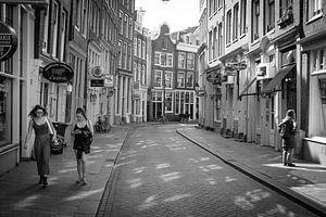 Straatfotografie Amsterdam van Menno Bausch