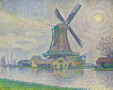 Mühle von Edam, Paul Signac von Atelier Liesjes