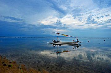 Vissersboot  van Vera Cerutti