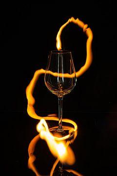 Brandschutzglas von Danny van houtum