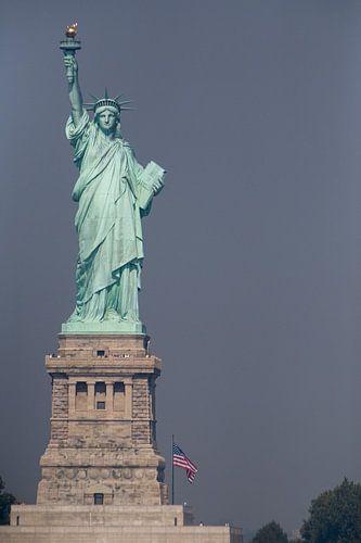 Vrijheidsbeeld New York Liberty Island