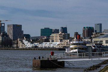 Rotterdam Stadt von Inge van der Stoep