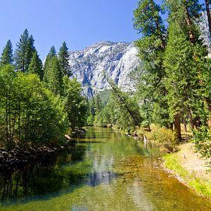 YOSEMITE VALLEY River of Mercy