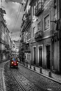 Lissabon TukTuk von Jens Korte