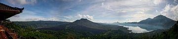 Gunung Batur - Bali van Leanne lovink
