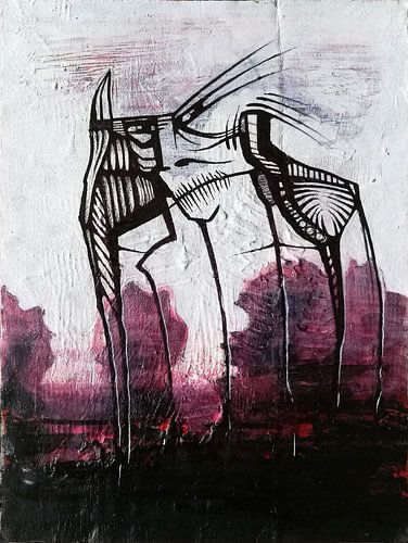 Installatie van Kuba Bartyński