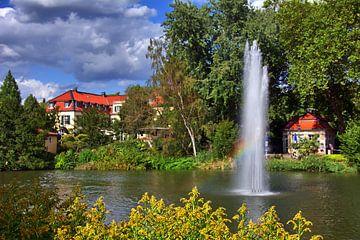 fonteinvijver van Edgar Schermaul