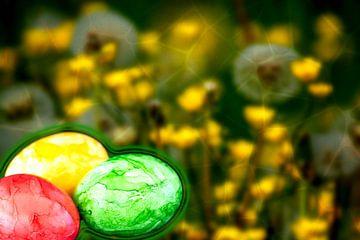 Konzept Ostern : Ostersdtimmung von Michael Nägele