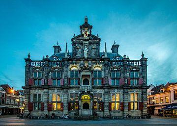 Stadhuis Delft van Henri van Avezaath