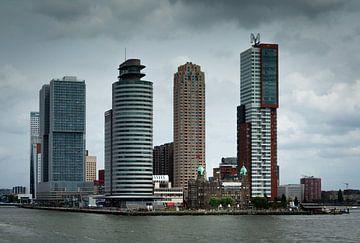 Manhattan an der Maas (Rotterdam) von Mylène Amoureus