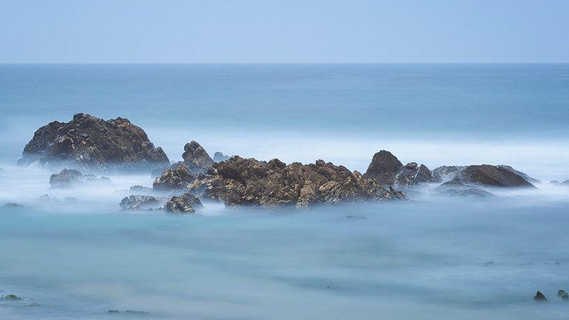Misty Rocks van Rob Christiaans