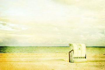 Strandkorb van Markus Wegner