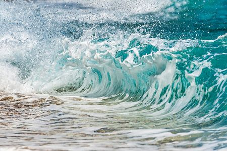 In The Waves of Change I