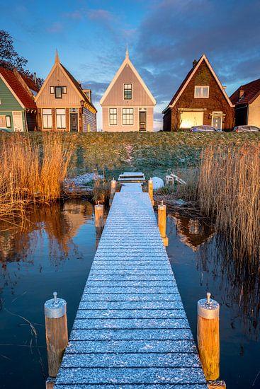Durgerdammerdijk van Frederik van der Veer