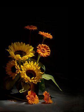Sunflower von Greetje van Son