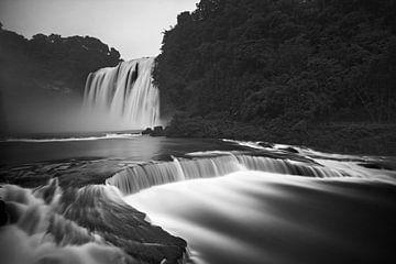 Huangguoshu Watervallen, Yan Zhang van 1x
