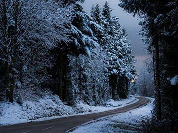 Winter-Wunderland von Picsall Photography