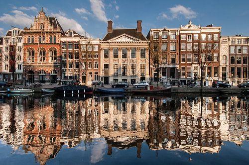 Amsterdam Kloveniersburgwal van