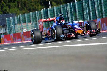 Max Verstappen Spa Francorchamps 2015 sur kevin klesman