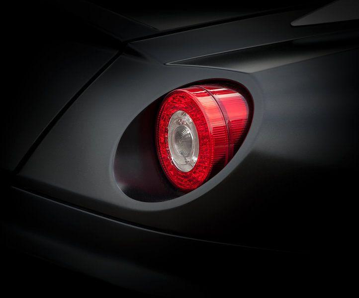 Ferrari van Wim Slootweg