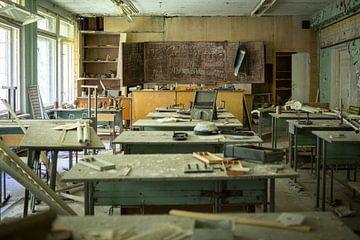 School Tsjernobyl