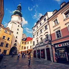 Bratislava - Michaelertor von Alexander Voss