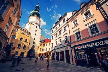 Bratislava - Michael's Gate sur Alexander Voss