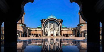 Prachtige moskee in Kuala Lumpur von Roy Poots