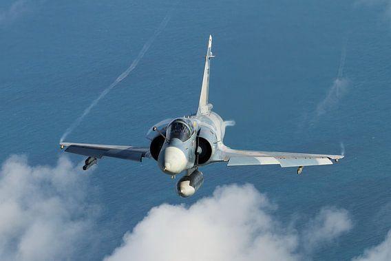 Braziliaanse Luchtmacht Mirage 2000 van Dirk Jan de Ridder