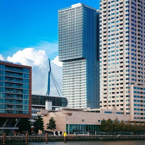 Wilhelminapier Rotterdam van