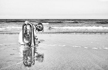 Tuba Wellen von Hans Vink