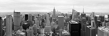 Metropolis -  Rockefeller Center New York von Harro Jansz