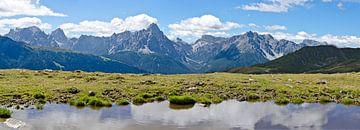 alpenmeer van Leopold Brix