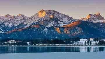 Hopfen am See, OstAllgäu, Bayern, Deutschland