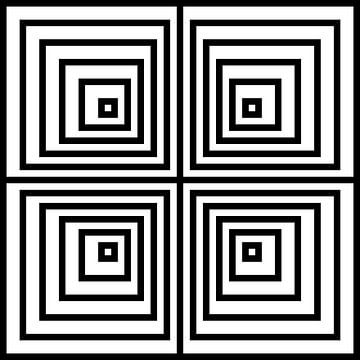 Genesteld | Compensatie | 02x02x02x02 | N=06 | V39 | W van Gerhard Haberern
