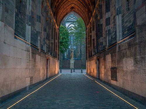 Onder de Dom.Utrecht van