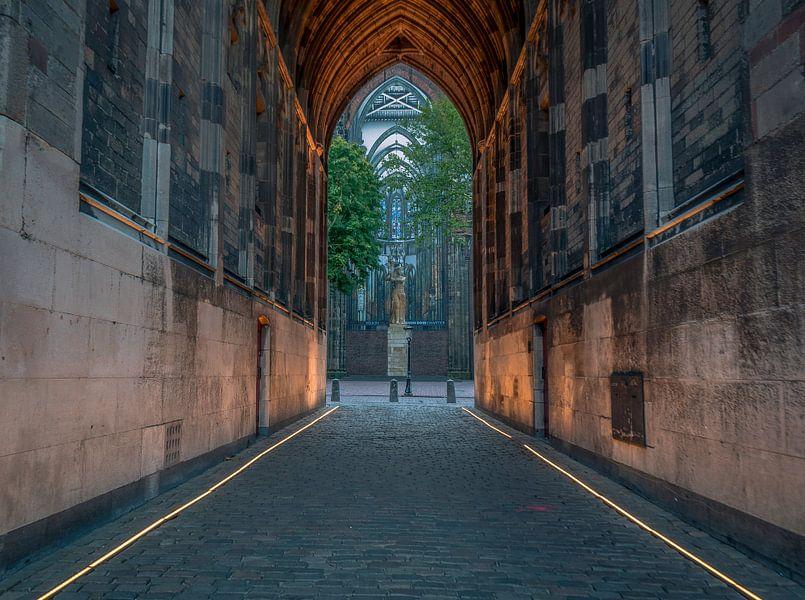 Onder de Dom.Utrecht van Robin Pics (verliefd op Utrecht)