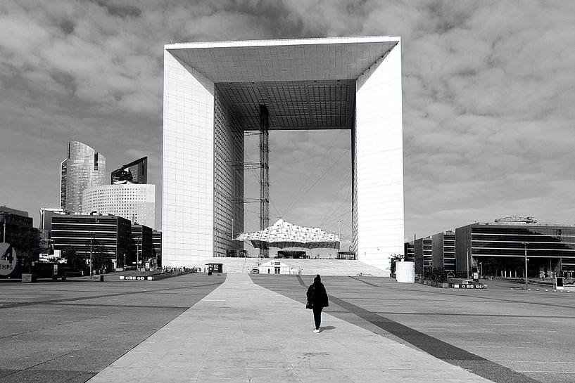 La Défense  Paris von Patrick Lohmüller