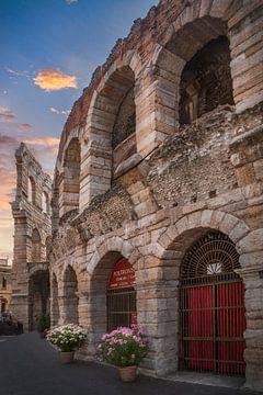 Arena von Verona von Melanie Viola
