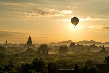 Bagan, Myanmar sur Peter Schickert