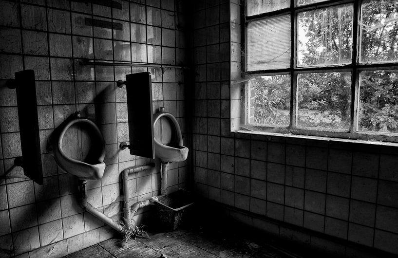 Toilets van Eus Driessen