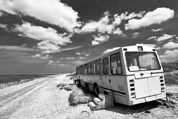 Beachbus van robert wierenga