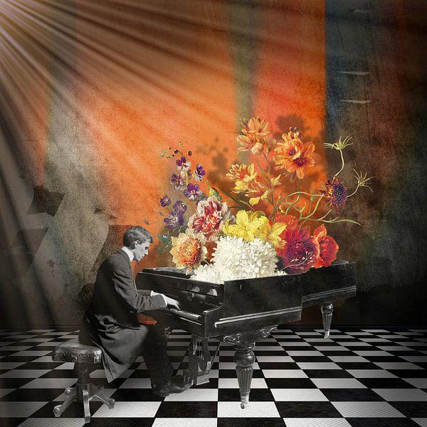 The Pianist sur Marja van den Hurk