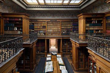 Bibliotheek - Teylers Museum van Teylers Museum
