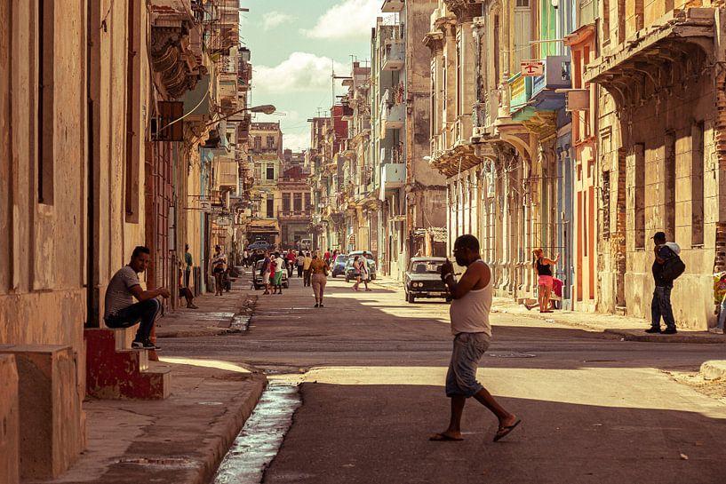 Campanario, Habana van Jan de Vries