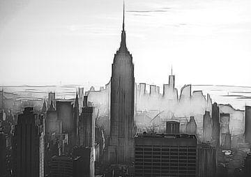 Manhattan van